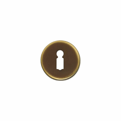 Intersteel Rozet sleutelgat Koper gebruineerd