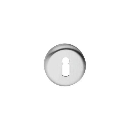 Intersteel Rozet sleutelgat nobile INOX geborsteld