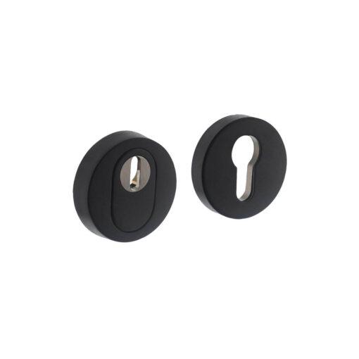 Intersteel Veiligheidsrozet Cilinderbescherming mat zwart