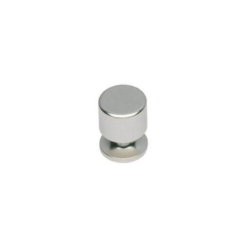 Intersteel kasttrekker diameter 16 mm nikkel mat