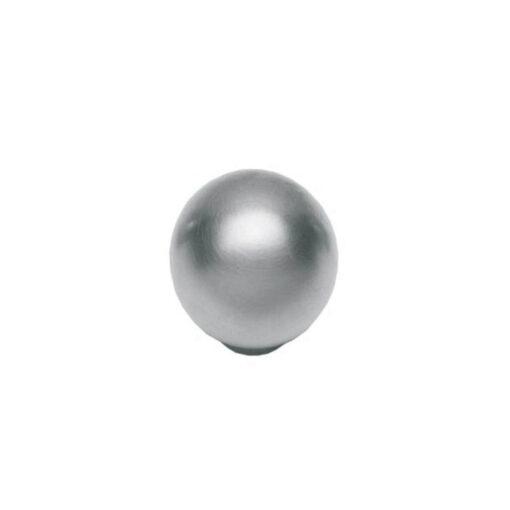 Intersteel kasttrekker diameter 20 mm INOX geborsteld