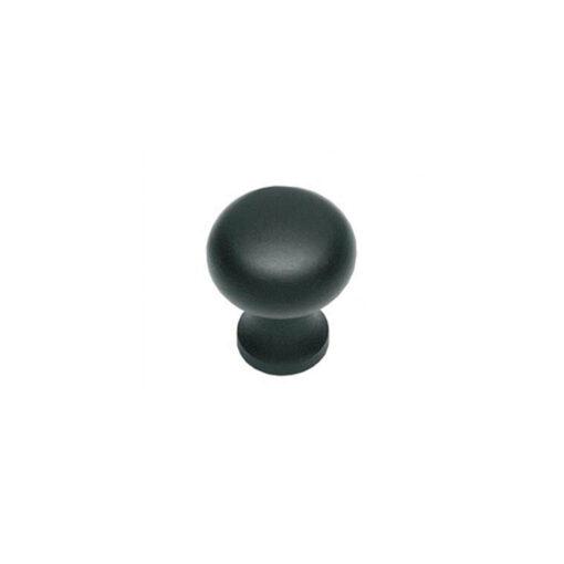 Intersteel kasttrekker diameter 25 smeedijzer zwart