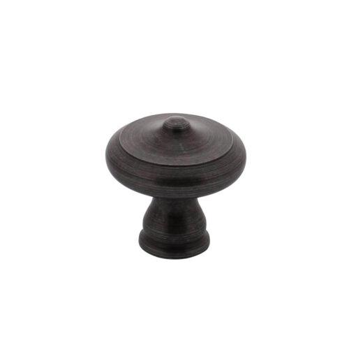 Intersteel kasttrekker diameter 30 mm smeedijzer grijs