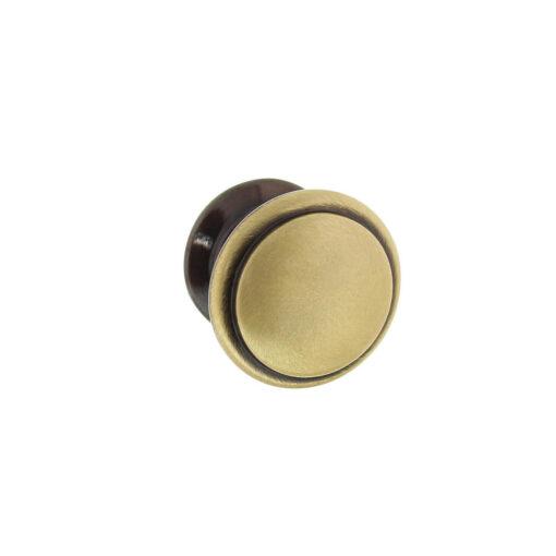Intersteel kasttrekker diameter 32 mm Koper gebruineerd
