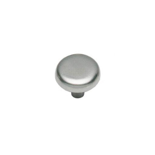 Intersteel kasttrekker diameter 36 mm nikkel mat