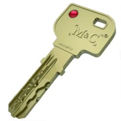 MC Condor sleutel