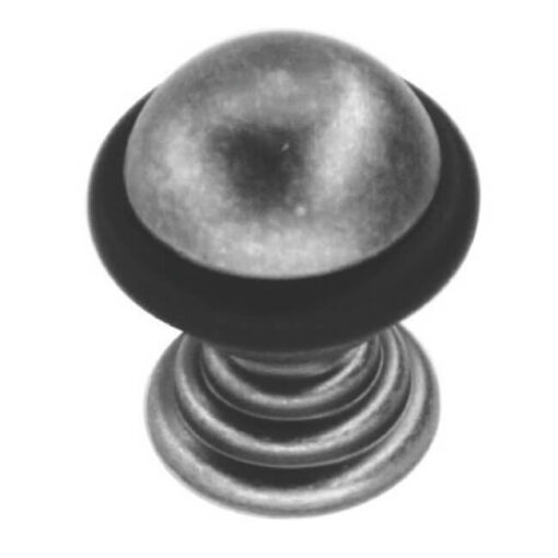 Deurstop Retro - Old SIlver