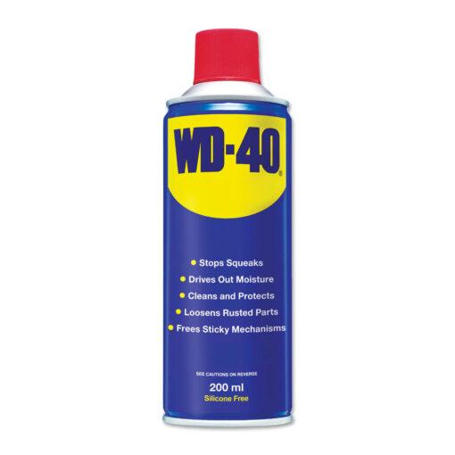 WD40 kruipolie voor cilinders - 200ml