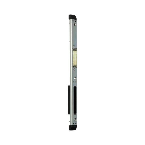 Fuhr 47112A sluitplaat voor kunststof deuren - Trocal profiel - 1