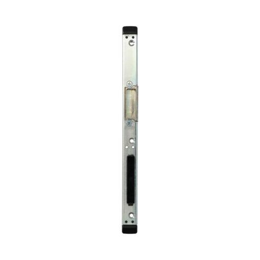 Fuhr 47112A sluitplaat voor kunststof deuren - Trocal profiel - 2