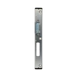 KFV sluitplaat 25-948-1E Gealan met kunststof eindkapjes - 2
