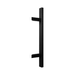 WALA rechthoekige deurgreep met schuine kant