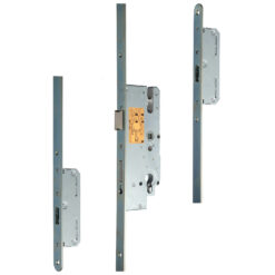 KFV AS2502 meerpuntsluiting met haak Afgeronde VP - Open toestand