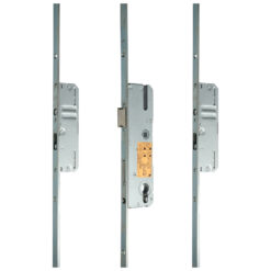 KFV AS2600 meerpuntsluiting met haak pin - Open toestand