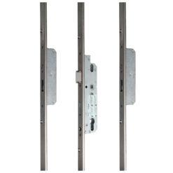 KFV magneet meerpuntsluiting met haak - Open toestand