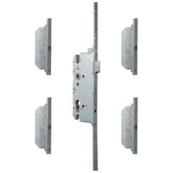 GU SB4 meerpuntsluiting met 4 pinnen - Open toestand