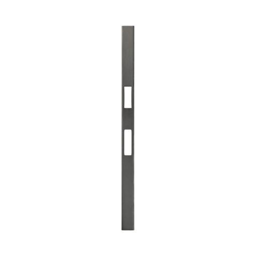 U-vormige sluitplaat voor Wilka 1438 lange renovatievoorplaat