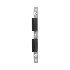 KFV 8050-573VH Inox sluitplaat voor alu deuren - 2