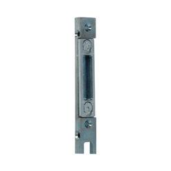 KFV 19-212V sluitplaat voor middenslot houten deuren - 1