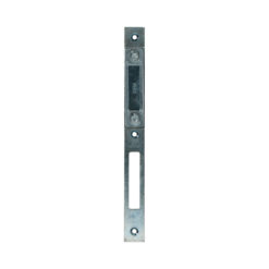 KFV 19-212V sluitplaat voor middenslot houten deuren - 3