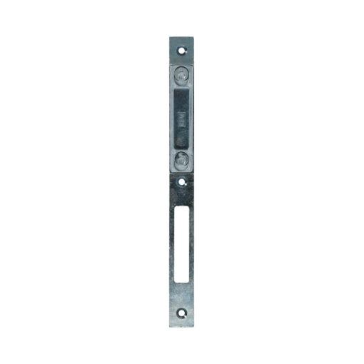 KFV 19-504V sluitplaat voor middenslot houten deuren - 2
