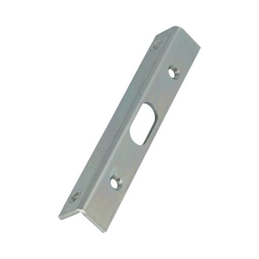 KFV 2317 hoeksluitplaat voor pin houten deuren - 1