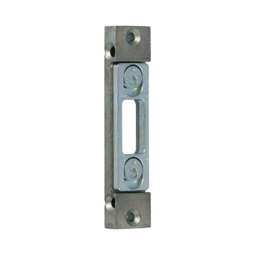 KFV 2319-212V sluitplaat voor pin houten deuren - 1